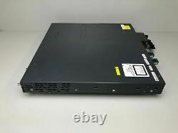 Cisco Ws-c3750x-48p-l 48 Port Poe+ 3750x Gigabit Switch Same Day Shipping