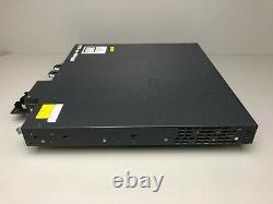 Cisco Ws-c3750x-48pf-s 48 Port Poe 3750x Interrupteur Gigabit Même Jour