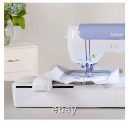 Frère Pe800 5x7 Embroidery Machine White Brand New Ship Same Day
