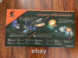 Gigabyte Aorus Geforce Rtx 3080 Gaming Box Carte Graphique Externe Navires Sameday