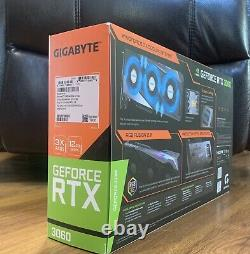 Gigabyte Geforce Rtx 3060 Gaming Oc 12gb Marque Nouveaut Dans La Même Journee D'exploitation