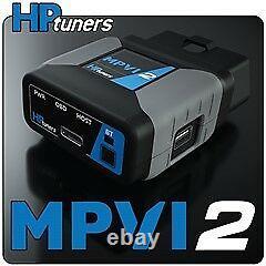 HP Tuners Mpvi2 VCM Suite M02-000-00 Expédition Le Jour Même