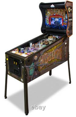 Houdini American Pinball Machine Nouveau Jour