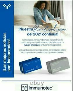 Immunocal Platinum + Immunocal Classic + 1 K-21 Concentré Même Jour