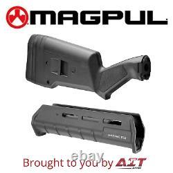 Magpul Sga Stock Remington 870 Black Mag460 Avecmlok Forend Mag496 Same Day Ship