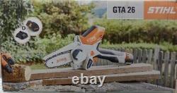 Même Jour D'expédition Stihl Gta 26 Chain-saw Batterie Jardin Pruner