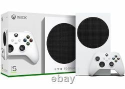 Microsoft Xbox Series S 512go Console De Jeu Vidéo Fast Shipping, Le Même Jour