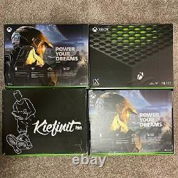 Microsoft Xbox Series X 1 Tb Console Flambant Neuf À La Main Navires Le Même Jour