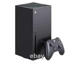 Microsoft Xbox Series X 1 Tb Gaming Console New In Hand Ships Même Jour