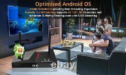 Monsterbox X1 Max Iptv Android, Expédition Le Même Jour