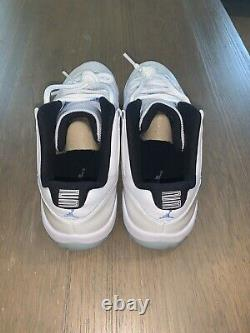 Nike Air Jordan 11 Retro Basse Légende Bleu Taille 11 Même Jour