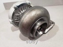 Nouveau 6466 Turbocompresseur Divisé T4 Ball Bearing Turbo Navires Le Même Jour De Micihgan