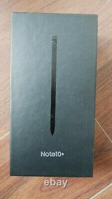 Nouveau Samsung Galaxy Note 10+ Plus 256 Go Noir Déverrouillé Sm-n975u1 Même Jour