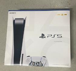 Nouveau Sony Playstation 5 Disc Edition Console Sony Ps5 Même Jour Livraison