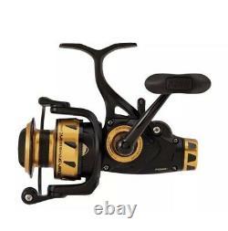 Penn Spinfisher VI Live Liner Fishing Spinning Reel Ssvi2500ll Expédition Le Jour Même