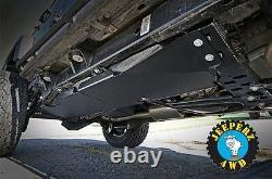 Plaque De Dérapage De Réservoir D'essence Pour Jeep Jku Wrangler Unlimited, 795, Expédition De Jour Même