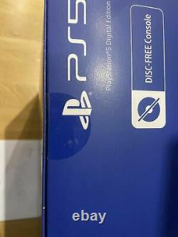 Playstation 5 Édition Numérique Et Contrôleur Et Garantie De 12 Mois