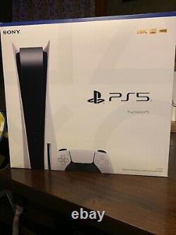 Ps5 Nouvelle Marque Scellé Playstation 5 Version Disque Navires Même Jour