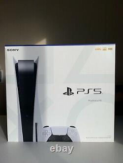 Ps5 Playstation 5 Console Disc Version En Main Prêt À Expédier Le Même Jour