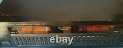 - Rare-yamaha Mod. Eq-630 Natural Sound Graphic Equalizer Même Jour