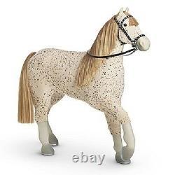 Saige's Horse Picasso Pour American Girl Saige Doll Sage Même Jour Assuré