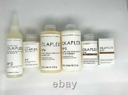 Same Day Ship Olaplex #0, #3, #4, #5, #6 & #7- Taille Réelle, Scellée, Authentique