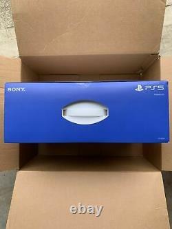 Sony Playstation 5 Console De Disque Ps5 Même Jour