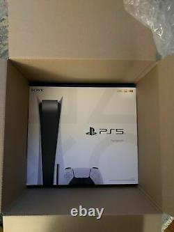 Sony Playstation 5 Digital Edition En Main Navires Flambant Neufs Le Même Jour