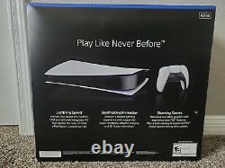 Sony Playstation 5 Ps5 Digital Edition Scellée Marque Nouveaut Dans Les Navires Même Jour