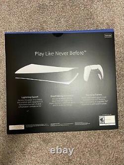 Sony Ps5 Playstation 5 Console De Jeu Numérique Fast Livraison Même Jour