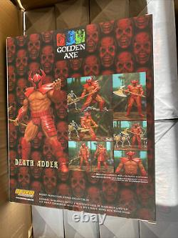 Storm Collectibles Death Adder Golden Axe 110 Figure En Stock Le Même Jour Navire