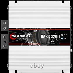 Taramps Basse 1200 Amplificateur 2 Ohms 1200w Rms USA Détaillant Même Jour Livraison
