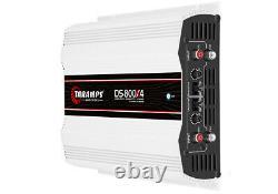 Taramps Ds 800x4 Amplificateur De Classe D De 2 Ohm Le Même Jour De L'ohio