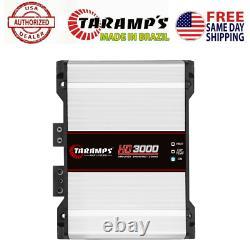 Taramps Hd3000 2 Ohms 3000w Amplificateur USA Concessionnaire Le Jour Même De L'expédition