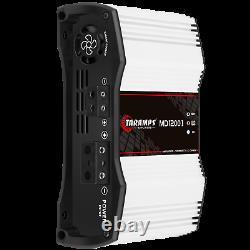 Taramps MD 1200.1 Amplificateur 2 Ohms 1200w Rms USA Dealer Le Même Jour Livraison