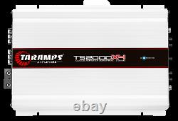 Taramps Ts 2000x4 2 Ohm Classe D Et Navires Same Day From Ohio + Garantie De 1 An