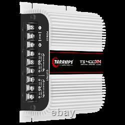 Taramps Ts 400x4 Amplificateur 4 Canaux 2 Ohms 400w Rms USA Concessionnaire Same Day Ship