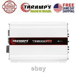 Taramps Ts2000x4-2 Ohms 2000 Watts Amplificateur USA Dealer Same Day Ship