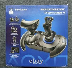 Thrustmaster T. Flight Hotas 4 Pour Ps4 Et Pc Playstation 4 Navires D'essai Le Même Jour