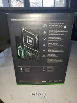 Xbox Series X Console 1tb Black Brand New Sealed Bnib Fast Livraison Même Jour